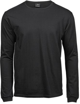 Μακρυμανικο Ανδρικο Μπλουζακι Fashion Sof-Tee Tee Jays 8007 - Black. 185 g    m²100% βαμβάκι f20b04b4218
