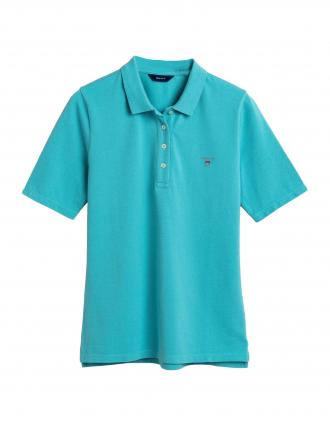 GANT HALF-SLEEVE ORIGINAL PIQUE POLO T-SHIRT ΓΥΝΑΙΚΕΙΟ