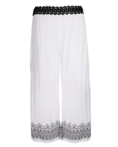 Παντελόνα με ethnic prints