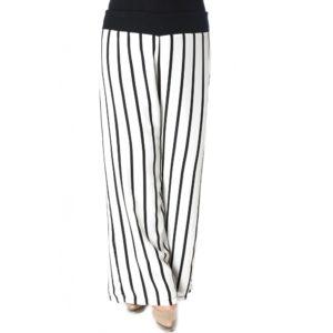 Παντελόνα με ρίγες