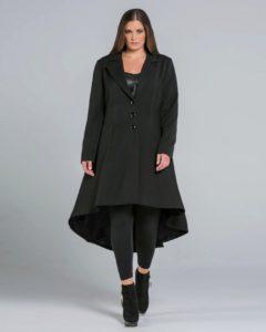 Φόρεμα/Σακάκι με πτυχώσεις στο τελείωμα