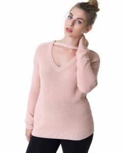 Curvy πουλόβερ