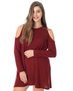 Curvy μίνι φόρεμα