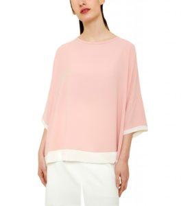 Παλ ροζ μπλούζα