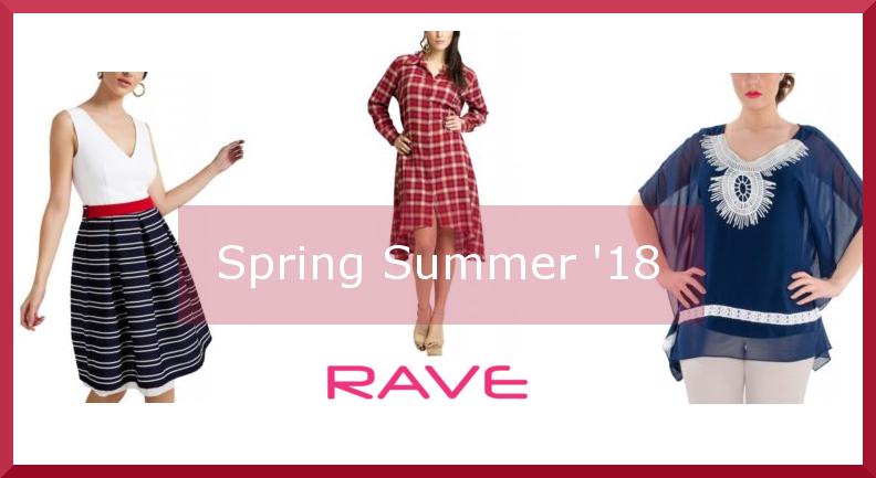Νέα Συλλογή Άνοιξη Καλοκαίρι '18 από τα Rave