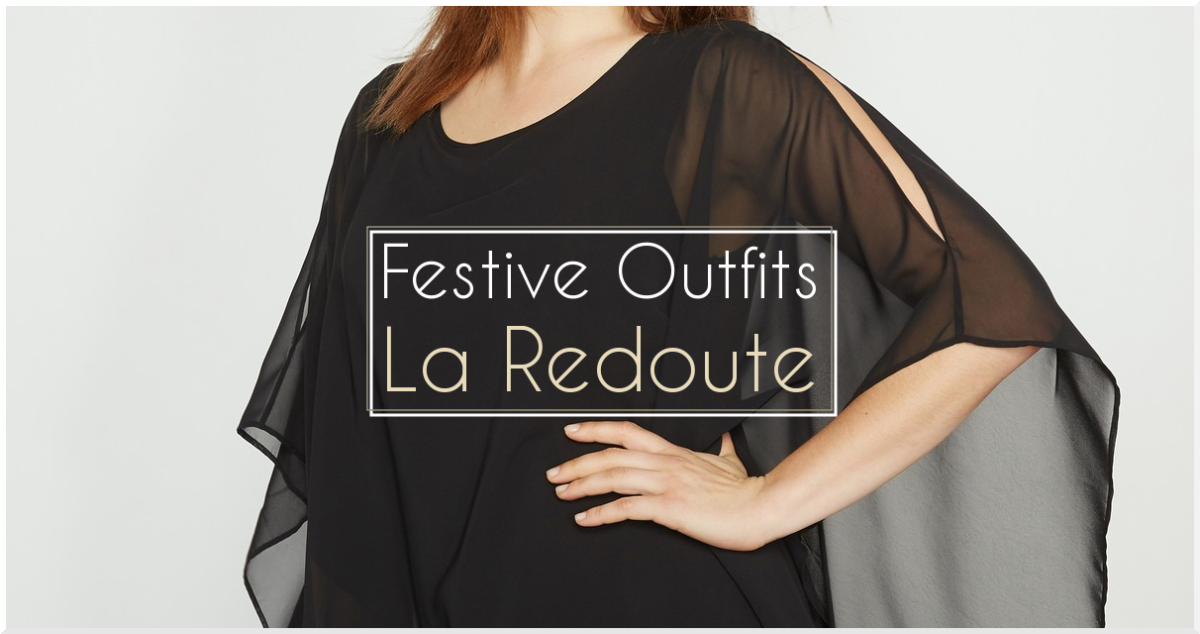 Festive Outfits by La Redoute