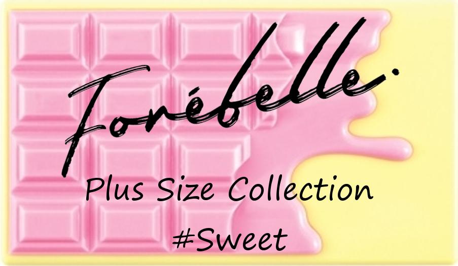 Καλοκαιρινή συλλογή Forebelle για μεγάλα μεγέθη 2019