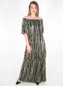 Ιδιαίτερο μάξι φόρεμα